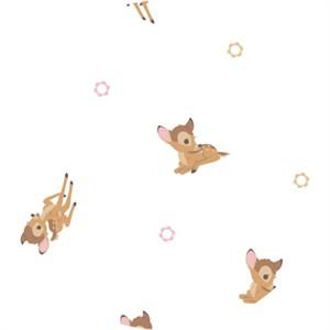 Camelot Fabrics, Disney Bambino, GAUZE, Bambi