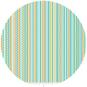 Bella Blvd, Summer Breeze, Stripe Blue