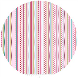Bella Blvd, Summer Breeze, Stripe Pink