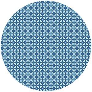 Bee in My Bonnet, Modern Mini�s, Circles Blue