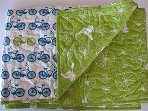 Birch Organic Play Quilt His Cruisers
