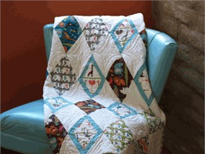 Big Top Quilt Kit