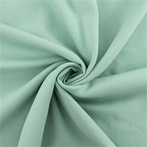 Birch Organic Fabrics, Mod Basics Solids, KNIT, Pool