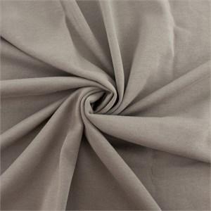 Birch Organic Fabrics, Mod Basics, KNIT, Solid Shroom