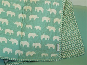 Birch Organic Play Quilt Ellie Fam Pool