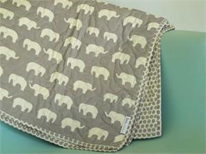 Birch Organic Play Quilt Ellie Fam Shroom