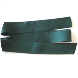 "Bias Tape, Bella Solids, 2"" Single Fold, Christmas Green (1 Yard)"