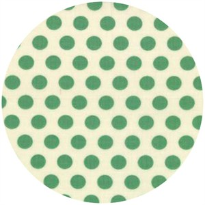 Bonnie & Camille, April Showers, Dots Cream/Emerald