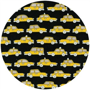 Brejer for Robert Kaufman, Uptown, Taxi Yellow