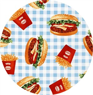 Robert Kaufman, Burgers and Fries, Burger Picnic