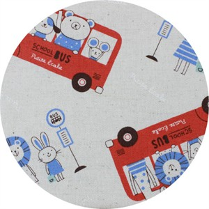 Japanese Import, CANVAS, Bus Stop