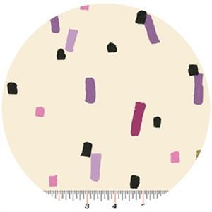 Contempo, Cachet, Confetti Pink/Taupe