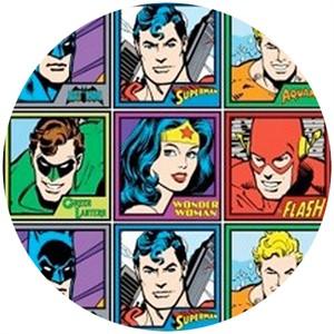 Camelot Cottons, DC Comics Originals, Meet the Heroes