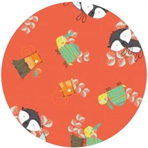 Camelot Cottons, Let�s Go, Critters Orange