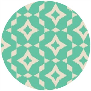 Camelot Cottons, Mint to Be, Ikat Mint