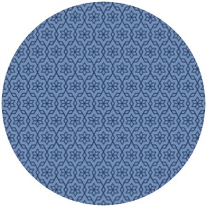 Camelot Cottons, Mint to Be, Mosaic Navy
