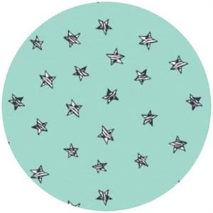 Camelot Cottons, Providence, Stars Blue