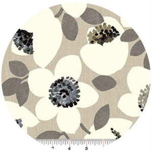 Contempo, Cachet, Small Flower Gray
