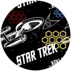 Camelot Cottons, Star Trek Universe, Ships