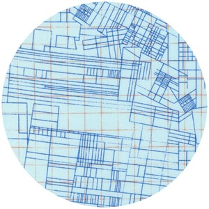 Carolyn Friedlander, Architextures, Blocking Blue