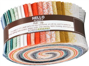 Carolyn Friedlander, Botanics, Jelly Roll (Pre-cut)