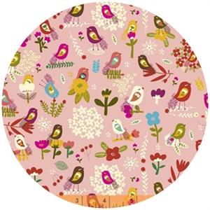 Carolyn Gavin, Petite Fleur, Petite Birds Blush