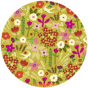 Carolyn Gavin, Petite Fleur, Swallow Garden Citron