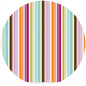 Carly Griffith, Little Matryoshka, Stripes Multi