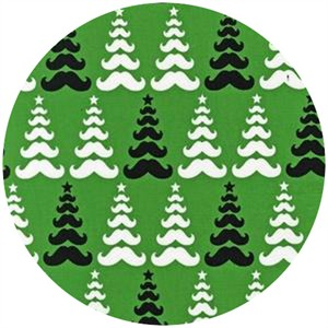 Caleb Gray, Merry Mustaches, Mustache Trees Green
