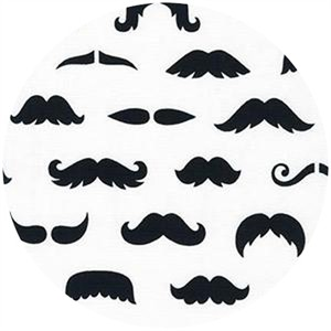Caleb Gray, Merry Mustaches, Mustaches White