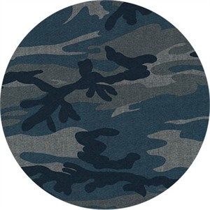 Robert Kaufman, Chambray BLVD. Prints, Camo Storm