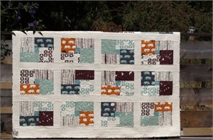 Camp Modern Northern Exposure Quilt Kit