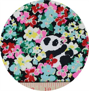 Cosmo Textiles, CANVAS, Pandamonium Multi