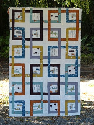Camp Sur Grand Junction Quilt Kit