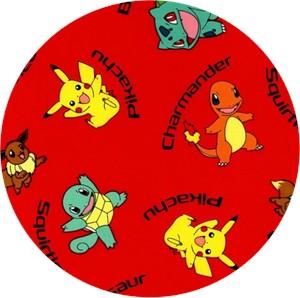Robert Kaufman, Pokémon, Characters Red