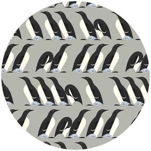 Charley Harper for Birch Fabrics Organic, Nurture, KNIT, Murre