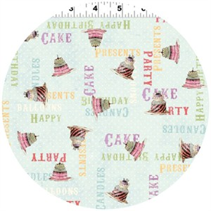 Clothworks, Hullabaloo, Cake Walk Aqua