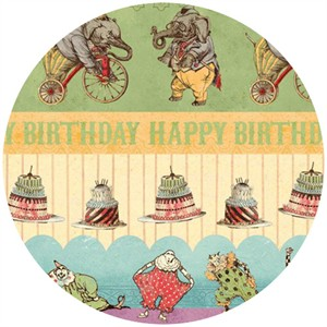 Clothworks, Hullabaloo, Happy Birthday Cream
