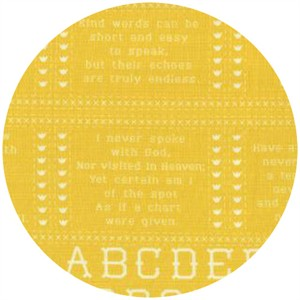 Cosmo Cricket, Baby Jane, Knick Knack Mustard