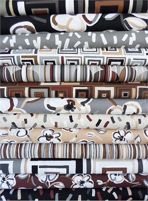 Contempo, Dwellings, Beach House in FAT QUARTERS 12 Total
