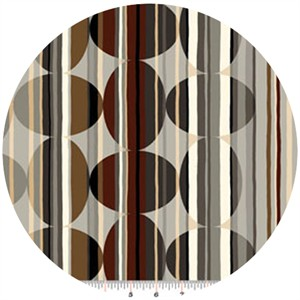 Contempo, Dwellings, Beaded Stripe Gray