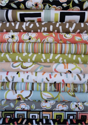 Contempo, Dwellings, Guest House in FAT QUARTERS 13 Total