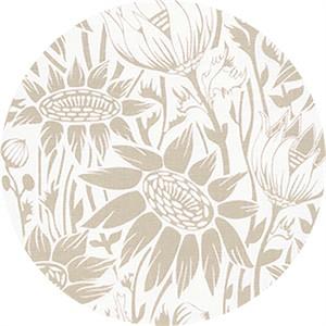 Anna Maria Horner for Free Spirit, Skipping Stones, Coreopsis Sand
