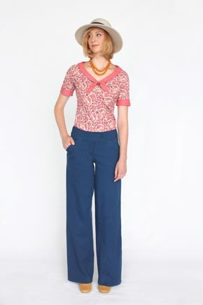 Colette Sewing Patterns, Juniper