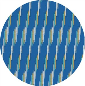 COMING SOON, Andover Fabrics, Technicolor, Diagonal Blue
