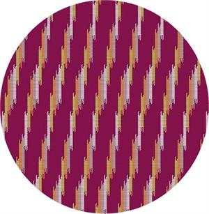 COMING SOON, Andover Fabrics, Technicolor, Diagonal Plum