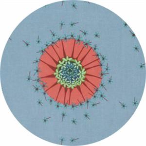 Anna Maria Horner for Free Spirit, Mod Corsage, Centered Sky