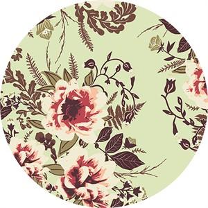 Bonnie Christine for Art Gallery, Forest Floor, Wild Posy Luminous