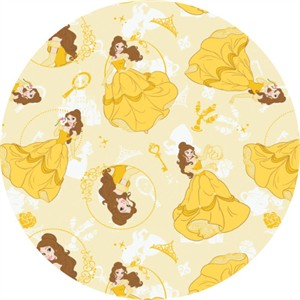 Camelot Fabrics, Disney Princess, Belle