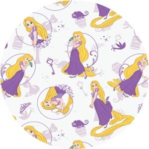 Camelot Fabrics, Disney Princess, Rapunzel